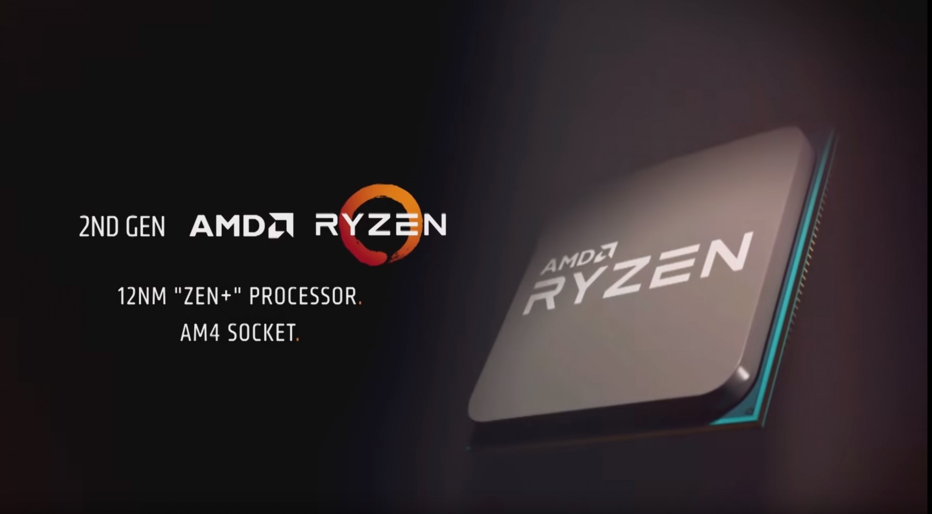 AMD RYZEN processor one year